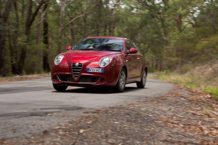 The Series 2 MiTo is a dynamic disappointment