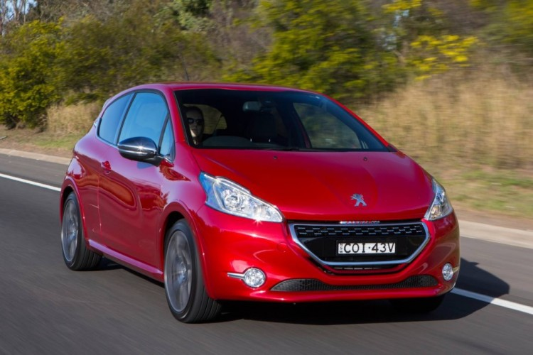 The Peugeot 208 GTi is a real joy to drive