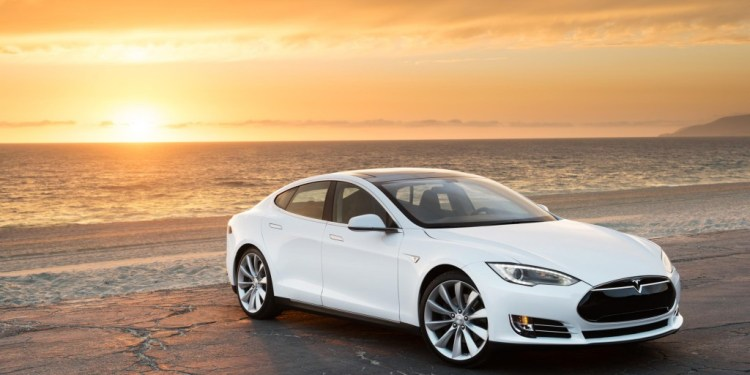 Tesla Model S has five star safety rating reaffirmed