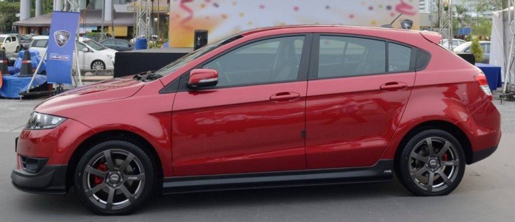 The Proton Suprima S Super Premium is slated for release in Australia later this year