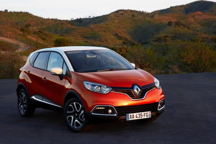 The Renault Captur will be here in June