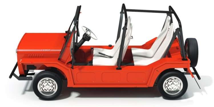 Moke Motors has announced the revival of the iconic Moke.