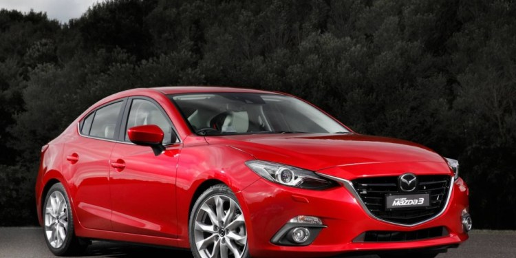 The new Mazda3 gets a five-star ANCAP rating