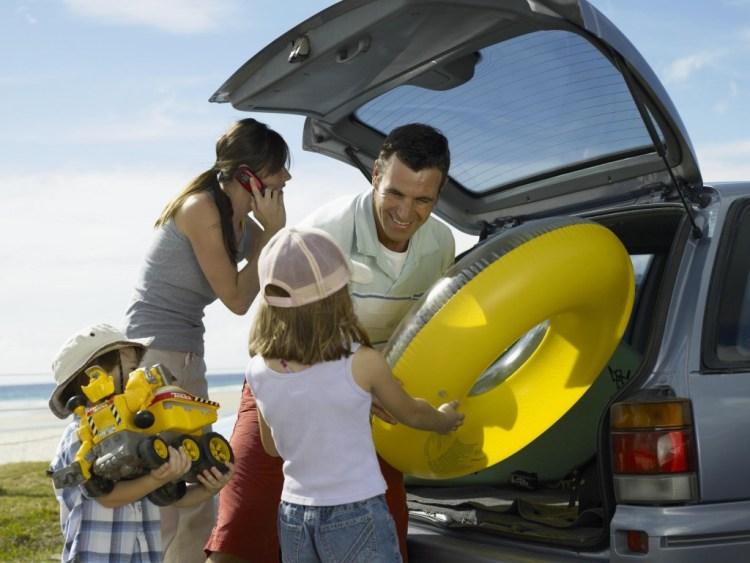 choosing a new family car