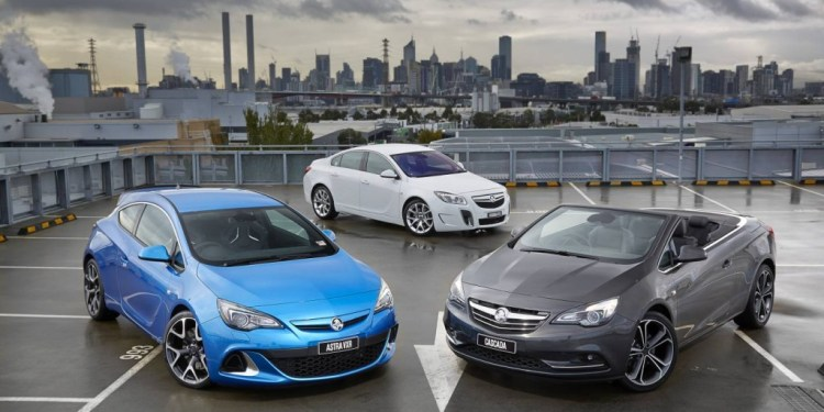 holden adds opel models to local lineup