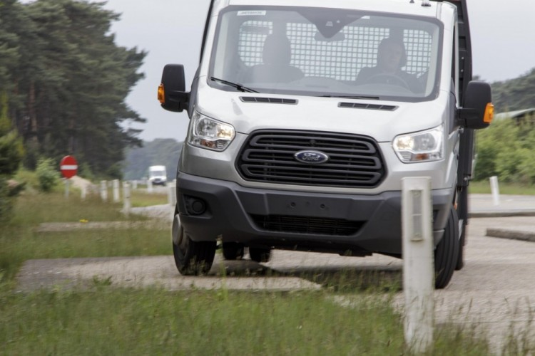 All-new Ford Transit