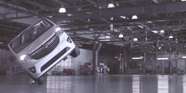 Vauxhall Vivaro test