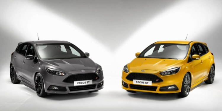 New Ford Focust ST launched