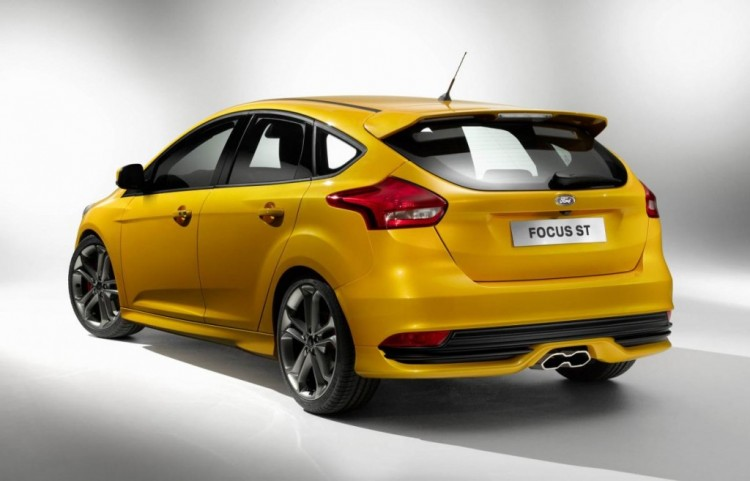 New Ford Focus ST launched