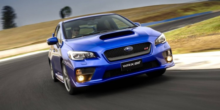 The new WRX STI is the best yet