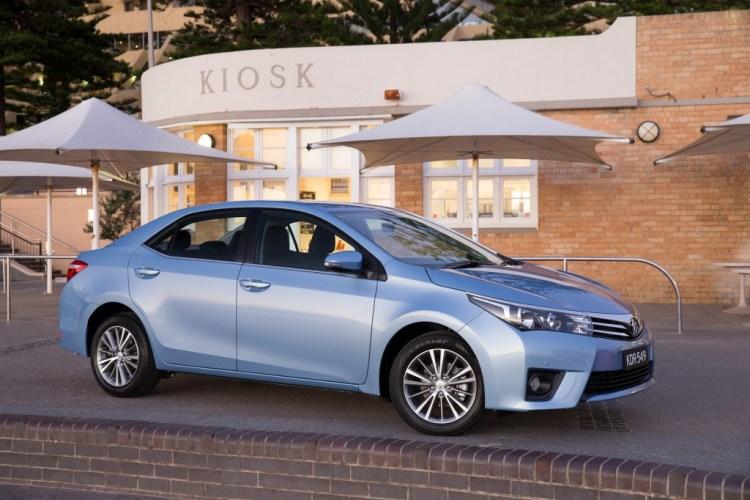 Toyota Corolla best-selling car in June 2014