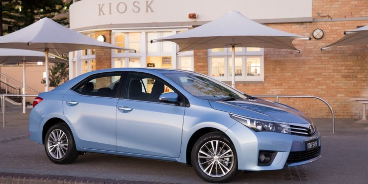 Toyota Corolla best-selling car in June 2014