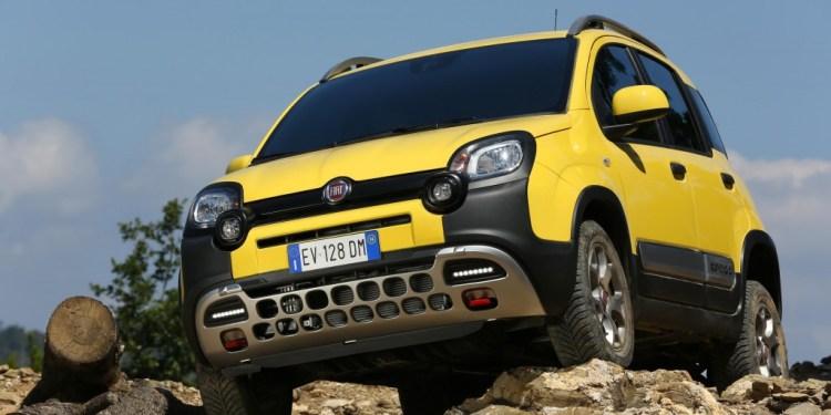 Fiat Panda Cross launched