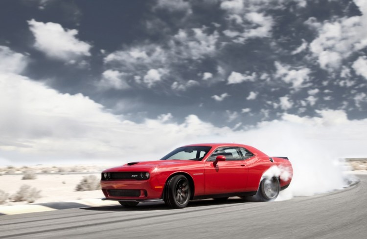 The 2015 Dodge Challenger Hellcat is the most powerful V8 Dodge ever