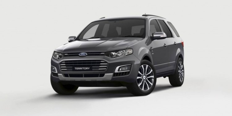 New Ford Territory Revealed