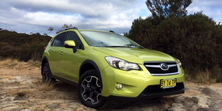 2014 Subaru XV long-term test