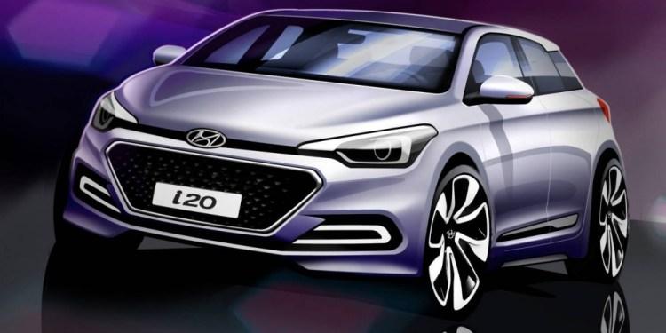 new Hyundai i20 revealed