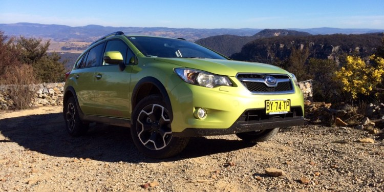 subaru xv long-term test
