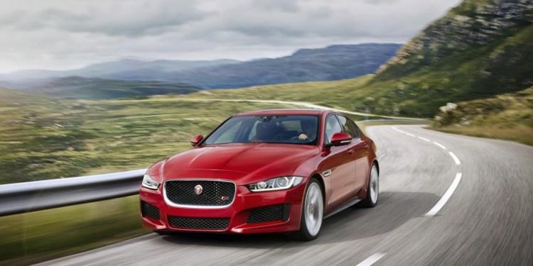 2015 Jaguar XE revealed