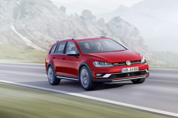 Volkswagen 2015 Golf Alltrack