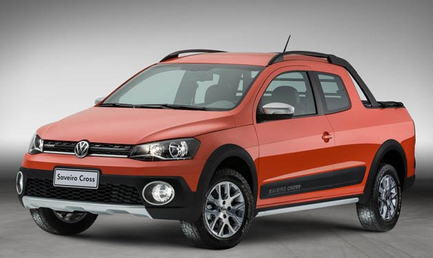 Volkswagen Saveiro is available in Brazil only