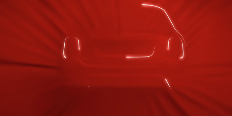 Fiat 500X teased in video