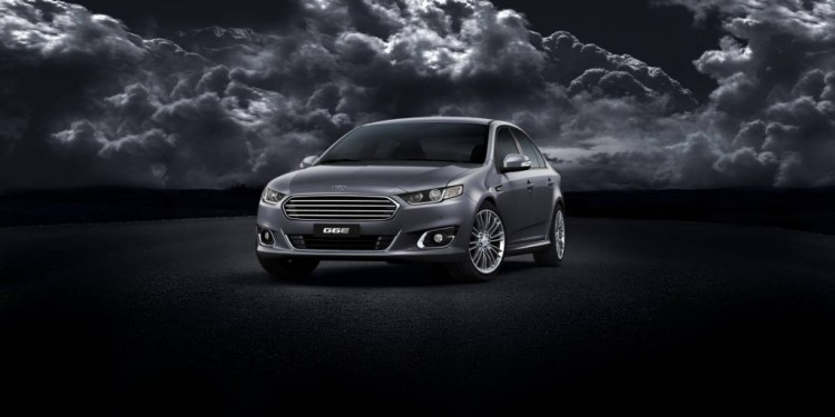 2015 Ford Falcon specification released