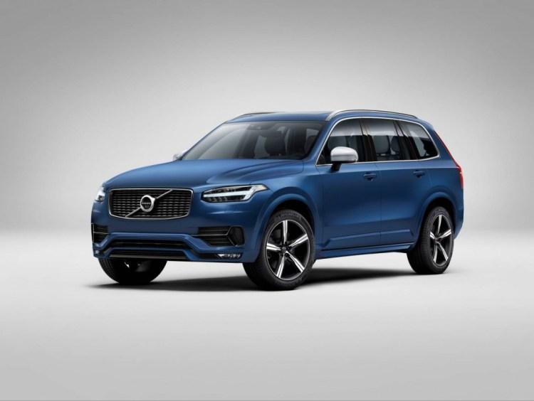 Volvo reveals XC90 R-Design