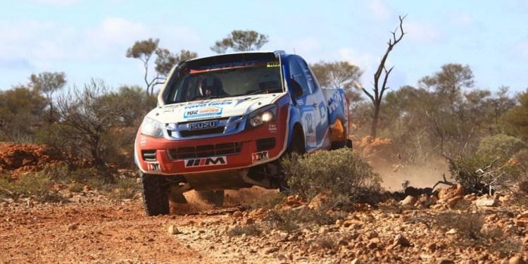 Isuzu Motorsports finishes strongly at 2014 Australasian Safari