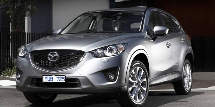 2014 Mazda CX-5 GT AWD Diesel