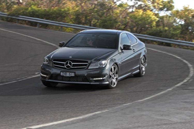 2014 Mercedes-Benz C250 Coupe Sport