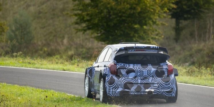 Hyundai Motorsport teases i20 WRC car