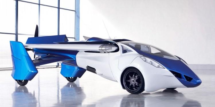 AeroMobil 3.0 flying car revealed
