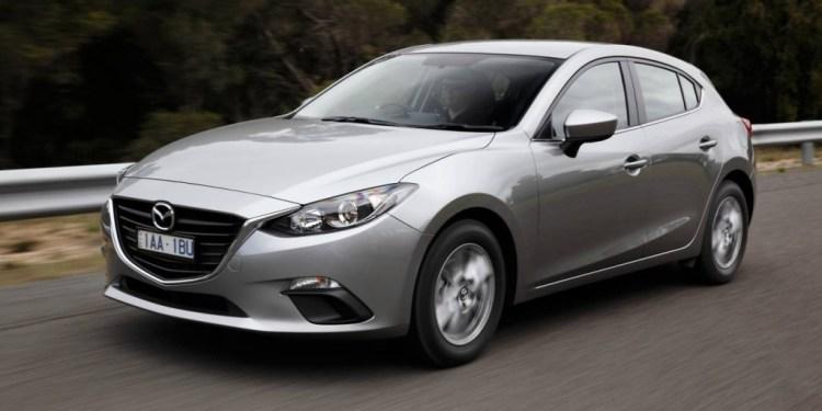 Mazda3 topped sales charts in September 2014
