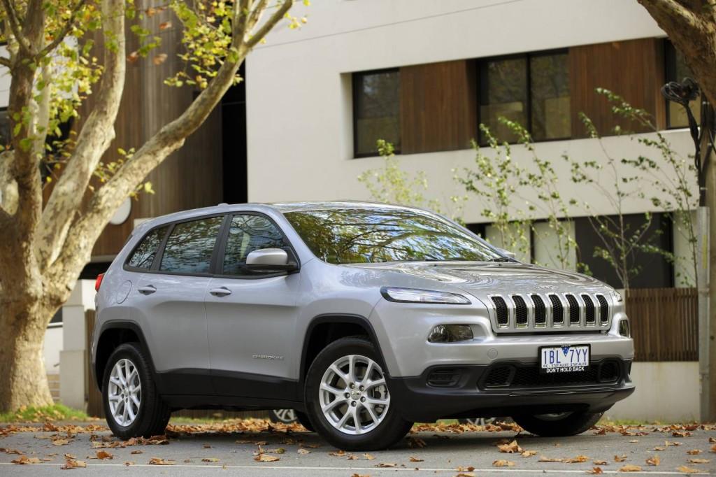 2014 jeep cherokee sport review practical motoring. Black Bedroom Furniture Sets. Home Design Ideas