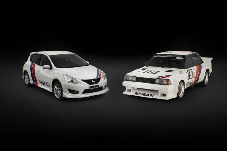 Nissan Pulsar SSS Heritage Edition