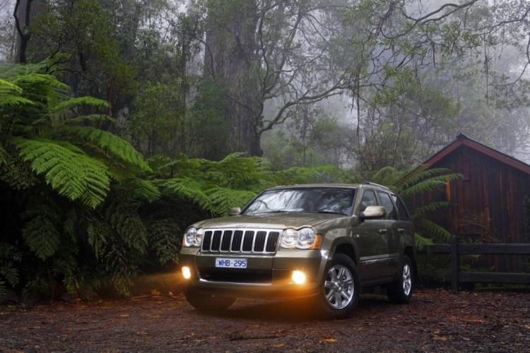 2005-2007 Jeep Grand Cherokee recall