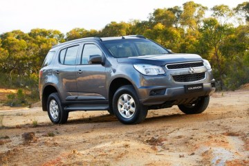 holden colorado 7 in vehicle recall