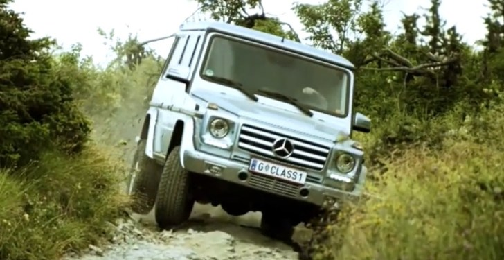 G class archives practical motoring for Mercedes benz g class off road