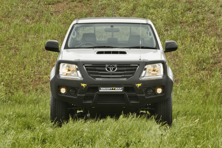 SmartBar helps HiLux improve its ANCAP score
