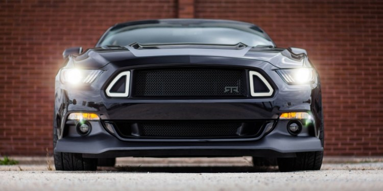 2015 Ford Mustang RTR revealed