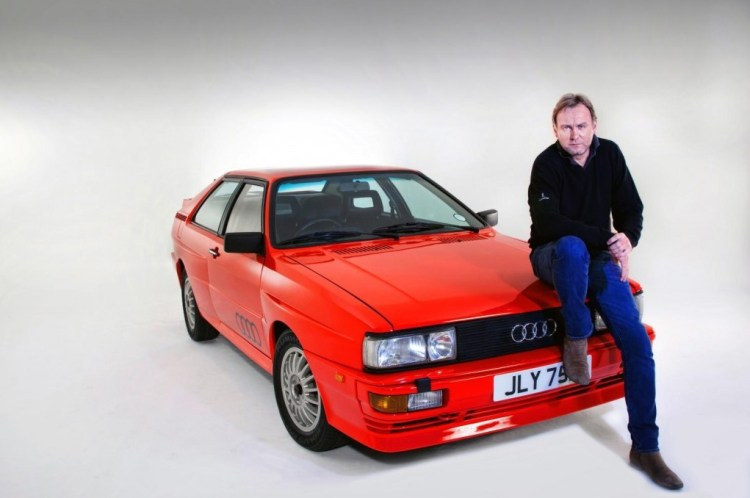 Ashes to Ashes Audi Ur quattro up for sale