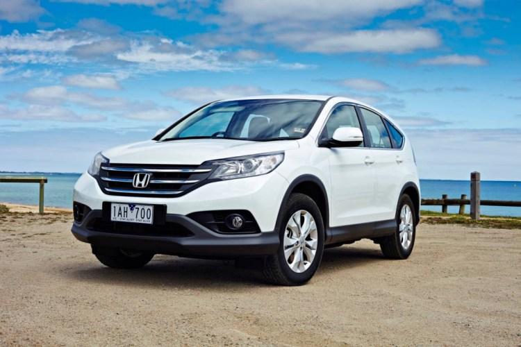 2014 Honda CR-V DTi-S review