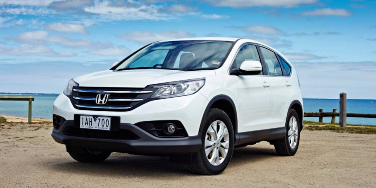 2014 Honda CR-V DTi-S review