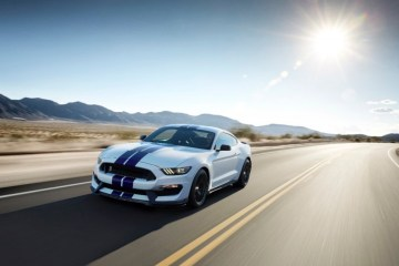 2016 Ford Mustang SHelby GT350 revealed