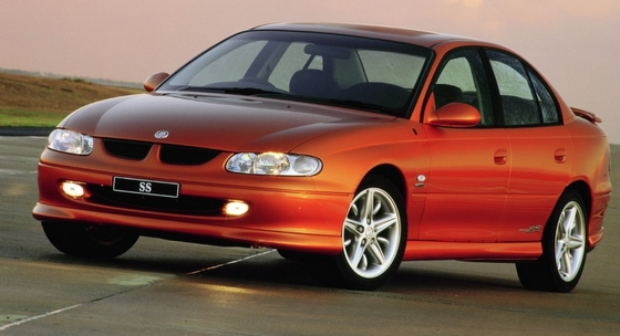 Holden Commodore is Australia's most stolen car