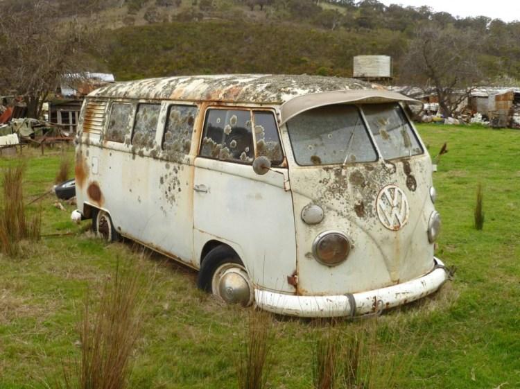 1964 volkswagen split window kombi