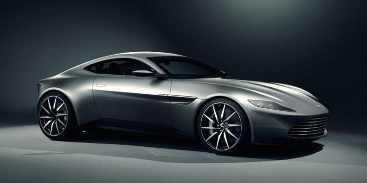 Aston Martin DB10 revealed