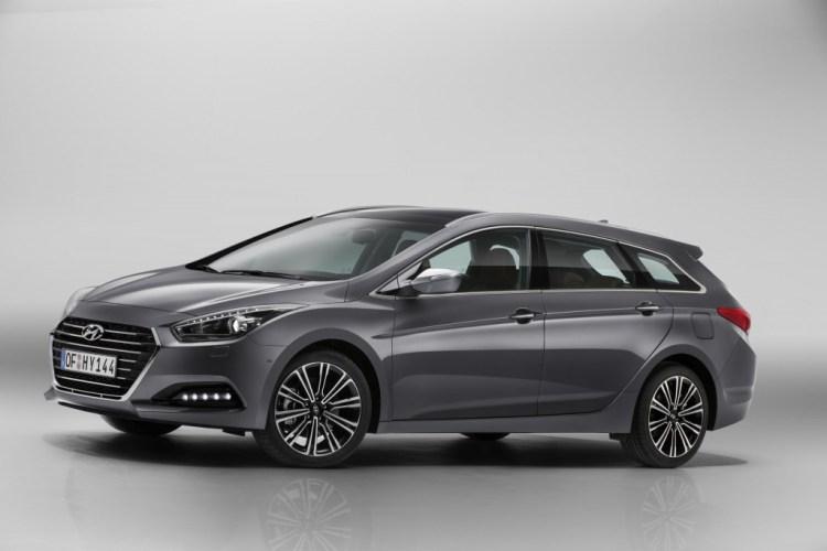 Facelifted 2015 Hyundai i40 revealed