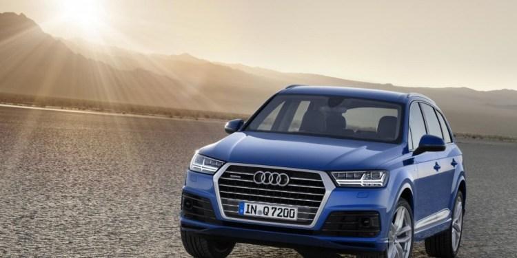 2015 Audi Q7 revealed